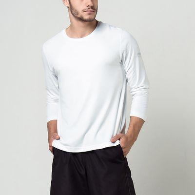 Camiseta Manga Longa Basic Sunprotec Masculina
