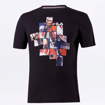 Camiseta Collage Masculina