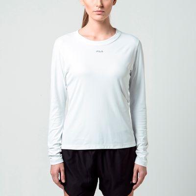 Camiseta Manga Longa Basic Sunprotect Feminina