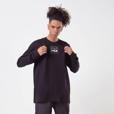 Camiseta Manga Longa Trail Masculina