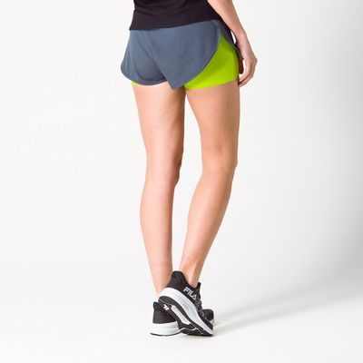 Shorts Running Plus Iii Feminino