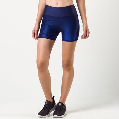 Shorts Double Print Feminino
