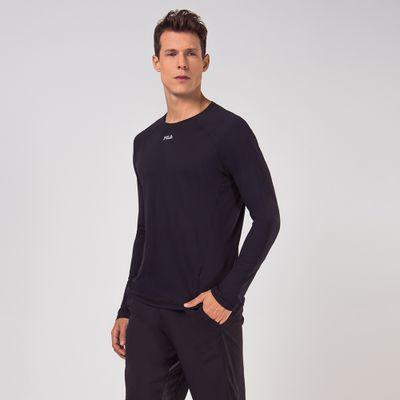 Camiseta Manga Longa Bio Coat Masculina