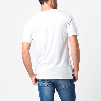 Camiseta Letter Masculina