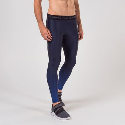 Legging Cross Print Masculina