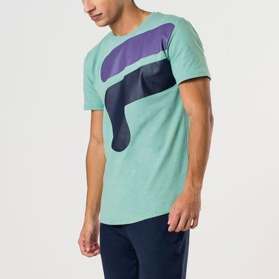 Camiseta Floating F Oversize Masculina