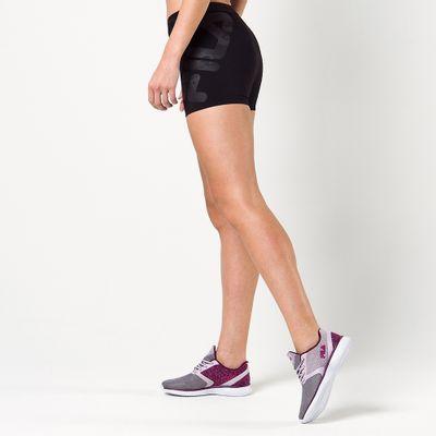 Shorts Training Elastic Feminino