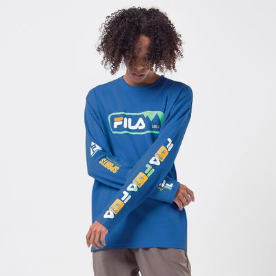 Camiseta Manga Longa Trek Masculina