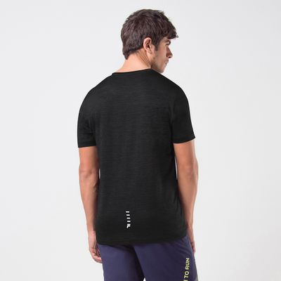 Camiseta Born To Run Melange Masculina