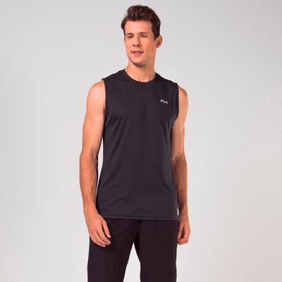 Camiseta Sem Manga Basic Sports Masculina