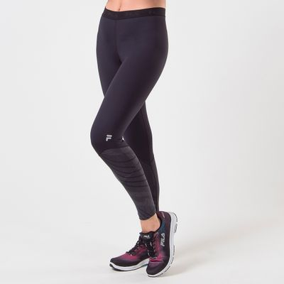 Legging Compress Fit Stripes Feminina