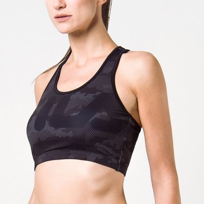 Sunquini Top Acqua Feminino