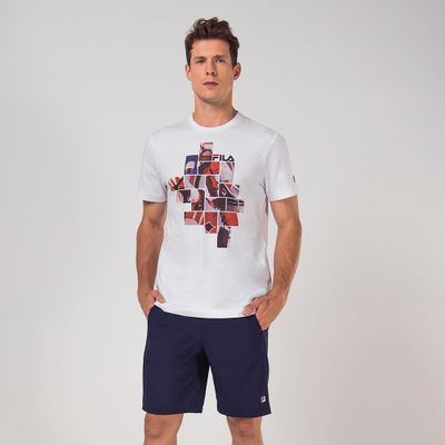 Camiseta Collage Masculina