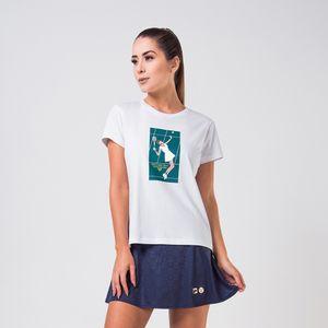 Camiseta Rio Open Meb Ballet Feminina