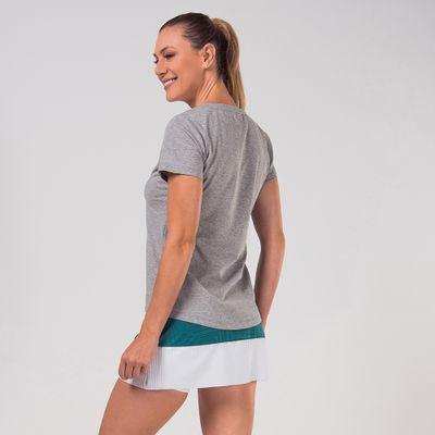 Camiseta Soft Urban Acqua Feminina