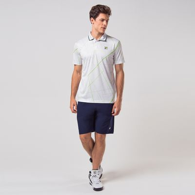 Pólo Aztec Box Team 84 Masculina