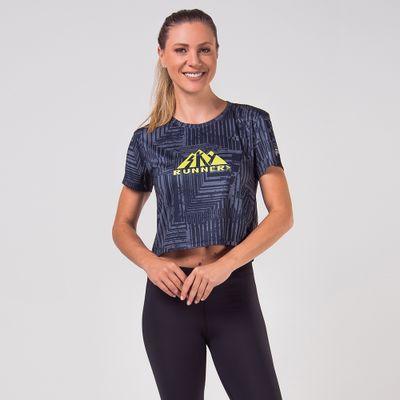 Camiseta Sky Runner Feminina