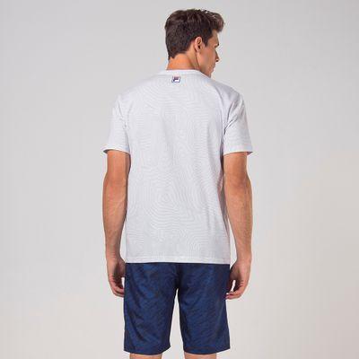Camiseta Topography Masculina
