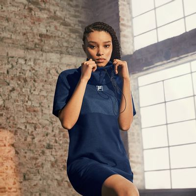 Vestido Maxi Texture Feminino