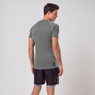 Camiseta Run Gear Masculina