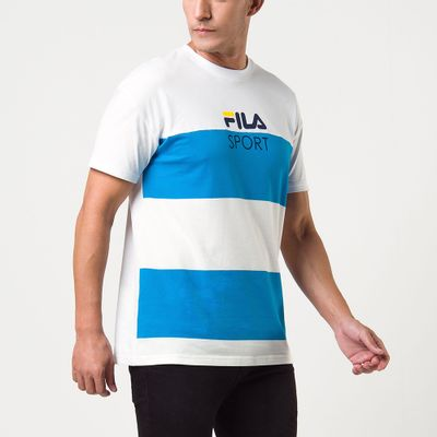 Camiseta Listrada Sport Masculina