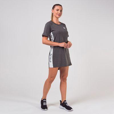Vestido Sports Block Feminino