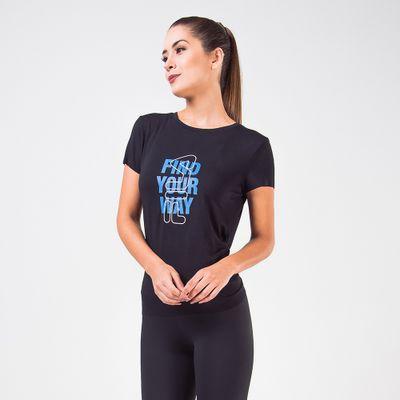 Camiseta Studio Train Ii Feminina