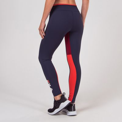 Legging Block Colors Feminina