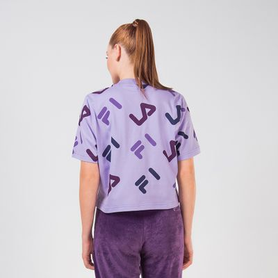 Camiseta Full Cropped Feminina