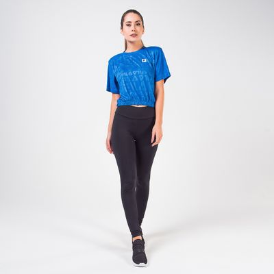 Camiseta Cropped Sports Forward Feminina