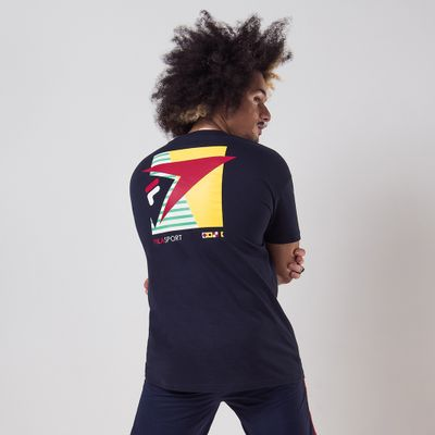 Camiseta Acqua Flag Masculina