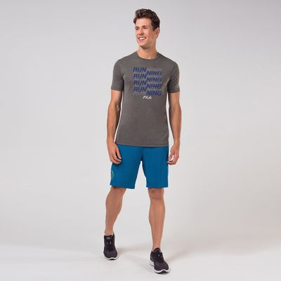 Camiseta Run Pa Print Masculina