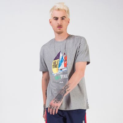 Camiseta Aquatime Boat Masculina