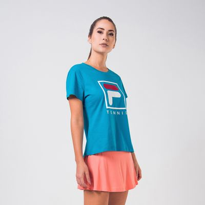 Camiseta Soft Urban Feminina
