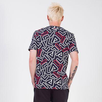 Camiseta Shuffle Logo Masculina