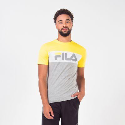 Camiseta Letter Colors Masculina