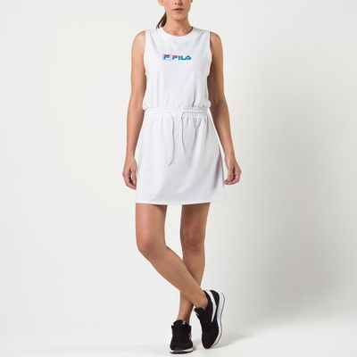 Vestido Fbox Letter Feminino