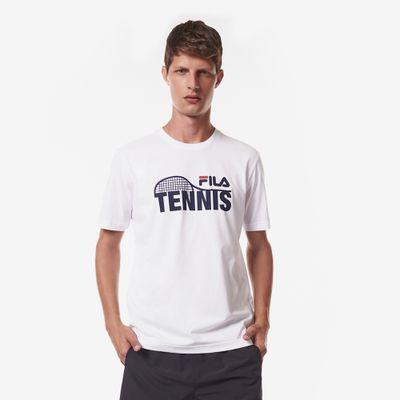Camiseta Tennis Racket Masculina
